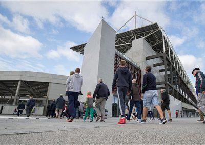 Stadium Entrance