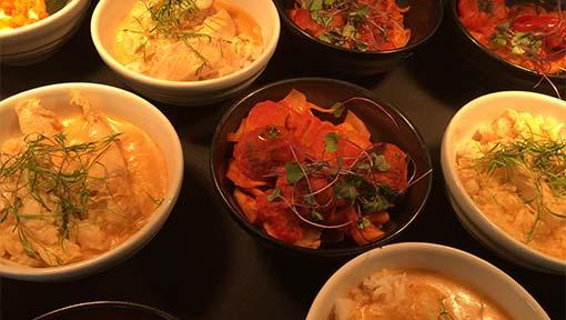 Bowl Food Selection