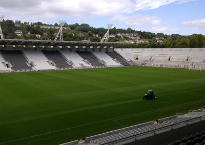 Páirc Uí Chaoimh - Cutting The New Pitch